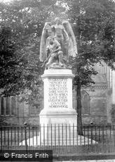 Worcester, the South African War Memorial 1907