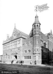 Worcester, The Victoria Institute 1896