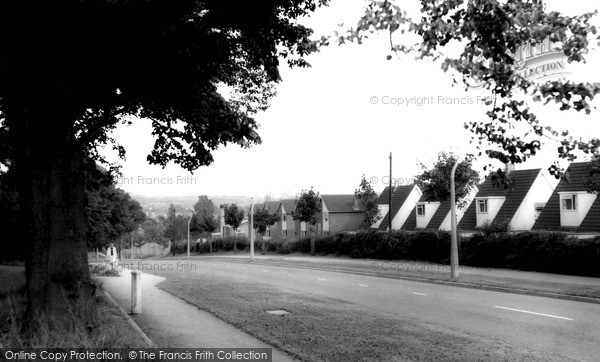 Photo of Wordsley, c.1965