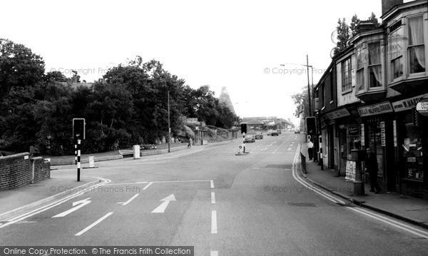 Photo of Wordsley, High Street c.1965