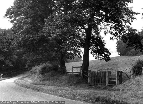 Photo of Wordsley, The Common c.1955
