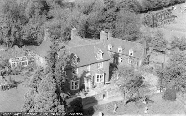 Photo of Worfield, c.1960