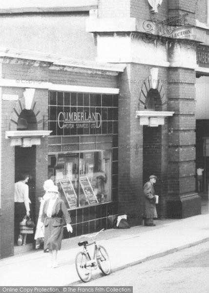 Photo of Workington, Cumberland Motor Services Ltd c.1960