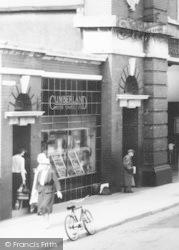 Workington, Cumberland Motor Services Ltd c.1960