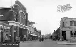 Workington, Murray Road c.1955