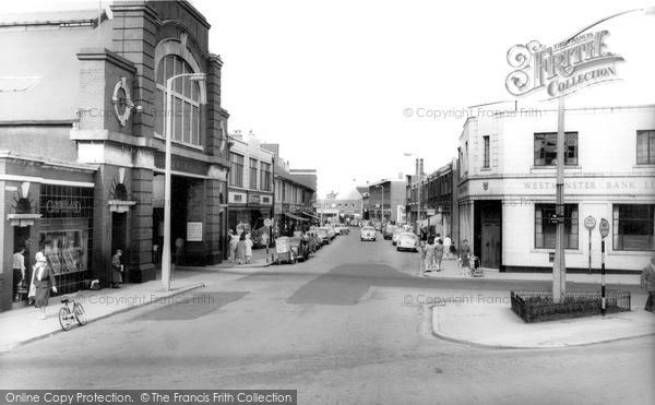 Photo of Workington, Murray Road c.1960