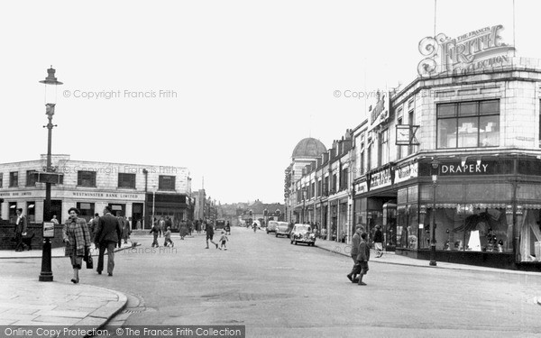 Photo of Workington, Oxford Street c.1955