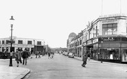 Workington, Oxford Street c1955