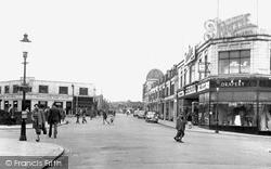 Workington, Oxford Street c.1955