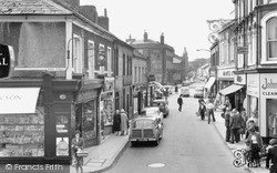 Workington, Pow Street 1962