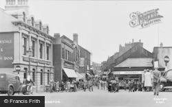 Workington, Pow Street c.1955