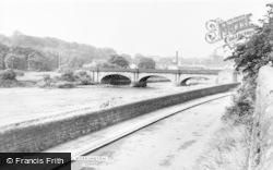 Workington, The Bridge c.1960