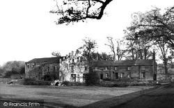 Workington, The Hall Mill c.1955
