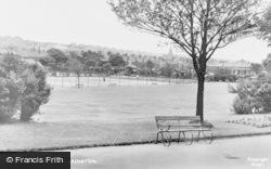 Workington, The Park c.1955
