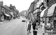 Worksop, Bridge Street 1967