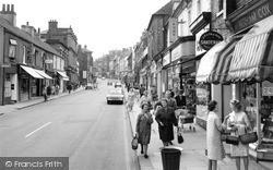 Worksop, Bridge Street 1967