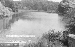 Worksop, Carburton Lakes c.1955