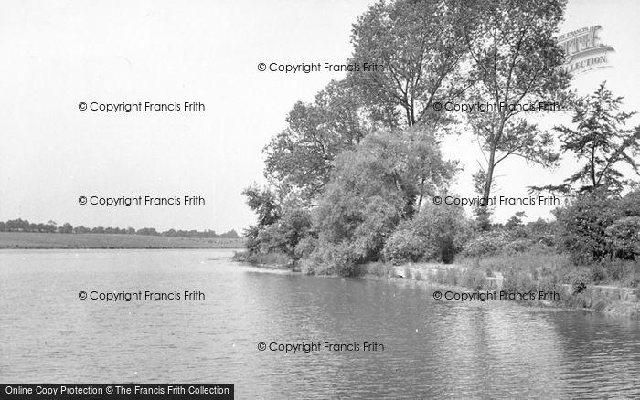 Photo of Worksop, Carburton Lakes c.1955