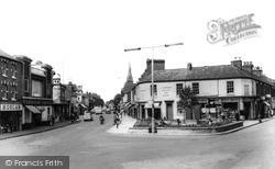 Worksop, Gateford Road c.1965