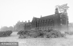 Worksop, The College c.1965