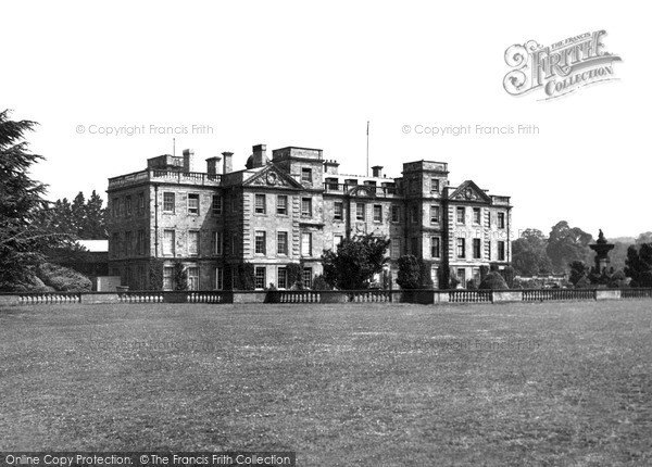 Photo of Worksop, Welbeck Abbey c.1955