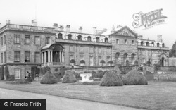 Worksop, Welbeck Abbey c.1955