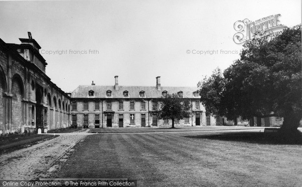 Photo of Worksop, Worksop Manor c.1938