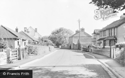 Worle, Preanes Green c.1955