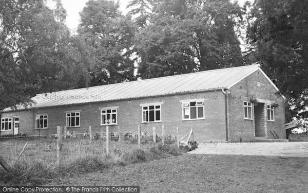 Photo of Wormelow, Park Hall c.1960