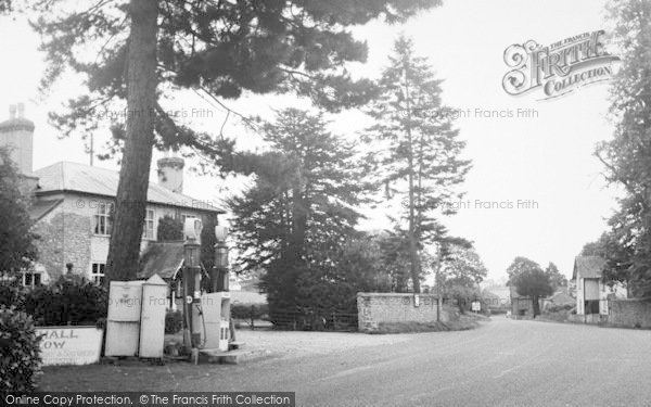 Photo of Wormelow, The Tump And Village c.1960