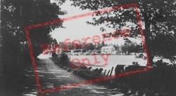 Church Lane c.1955, Wormley