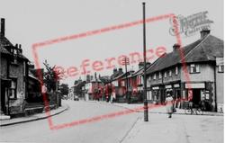 Main Road c.1955, Wormley