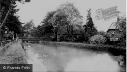 New River c.1955, Wormley