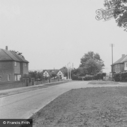 St Lawrence Drive c.1960, Wormley