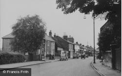 The Main Road c.1955, Wormley