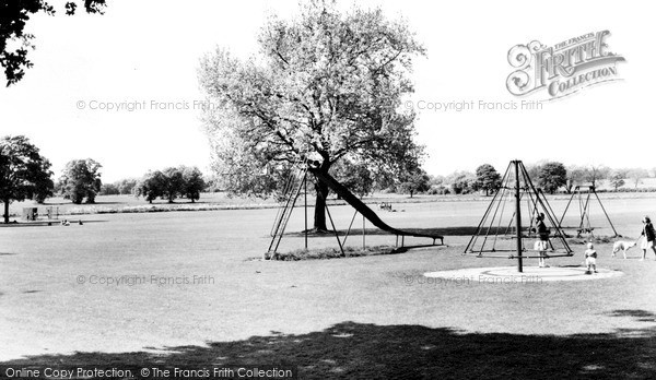 Photo of Wormley, The Playing Fields c.1960
