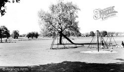 Wormley, The Playing Fields c.1960
