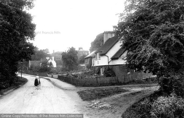 Photo of Wormley, Wormley Hill 1909