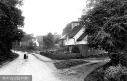 Wormley Hill 1909, Wormley
