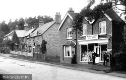 Wormley, Wormley Hill Post Office 1909