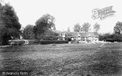 Green, Old Cottage 1908, Worplesdon