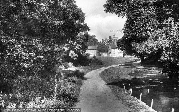 Photo of Worplesdon, Merrist Wood Drive 1904