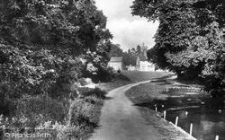 Merrist Wood Drive 1904, Worplesdon