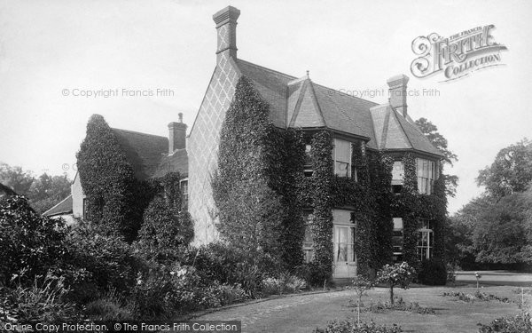 Photo of Worplesdon, Rectory 1904