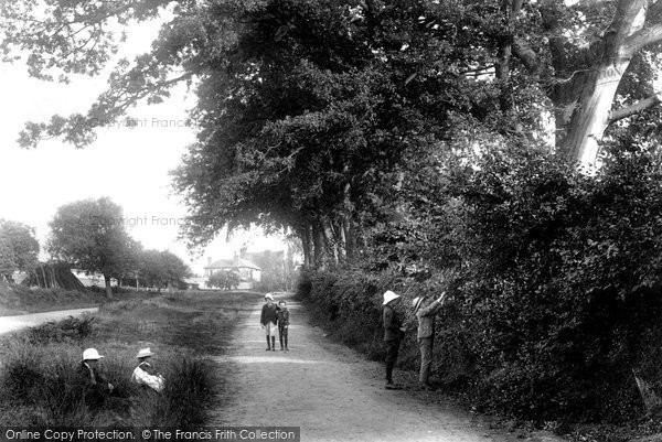 Photo of Worplesdon, Village 1904