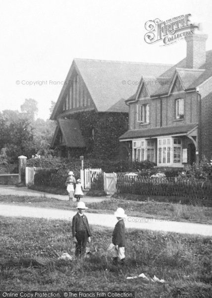 Photo of Worplesdon, Village Children 1904