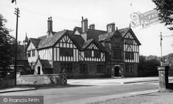 Worsley, Bridgewater Hotel c.1950