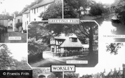 Worsley, Composite c.1955