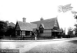 Worsley, Court House 1889