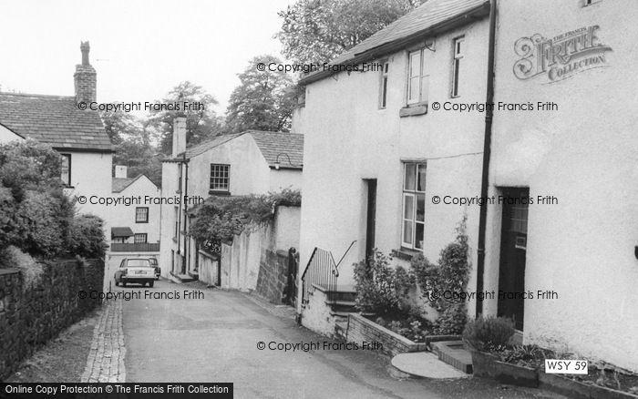 Photo of Worsley, Mill Brow c.1965